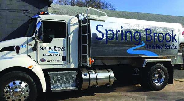 Spring Brook truck 1