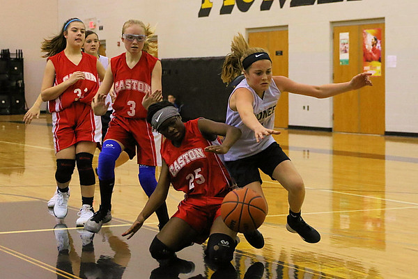 Lady Panther Jr. High Basketball