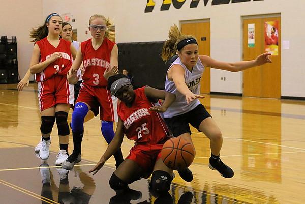 Lady Panther Jr. High Basketball