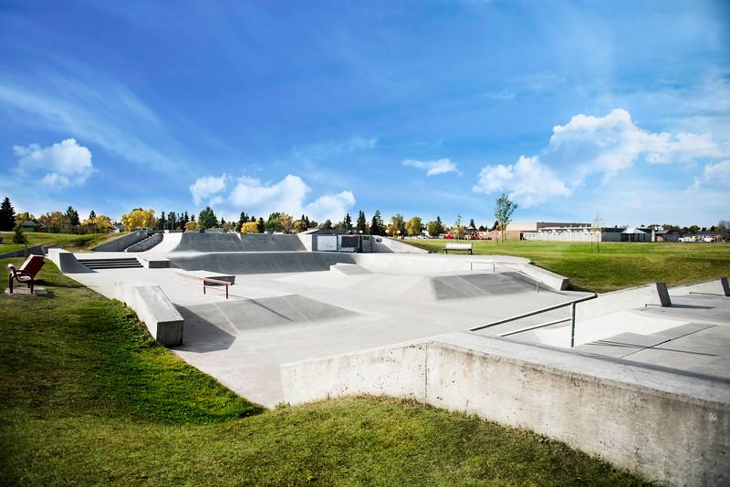 Leduc Skateboard Park
