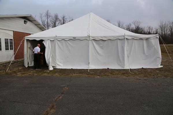 Amity Lodge #483 Ground Breaking Ceremony 12-12-2015