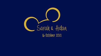 16.10 Sarah & Aidan's Wedding