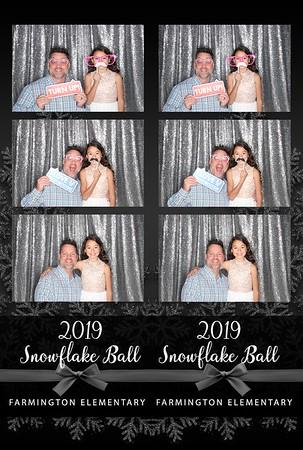 Farmington Elem. Snowflake Ball 2019