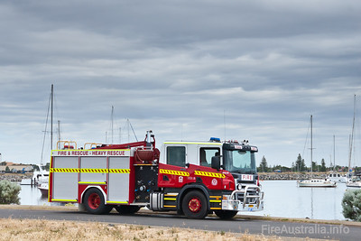UPHR05 - Scania | Urban Pumper - Heavy Rescue