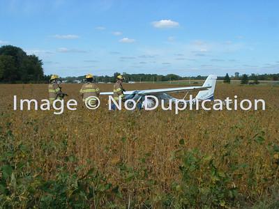 9/17/10 - Mason plane crash, Jewett Airport