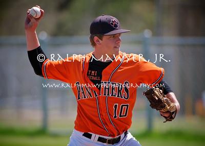 Baseball - TMI vs San Marcos Baptist Academy (2010)