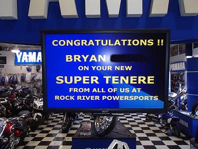 Super Tenere 2012