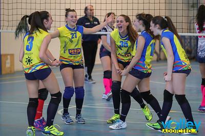 CO-u16f SemiFinale: Longone Volley - Virtus Cermenate