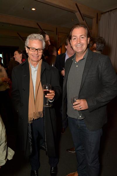 Fred Potts and Michael DiVita