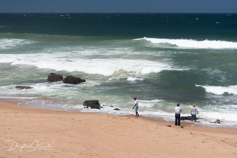 Beach on Indian Ocean