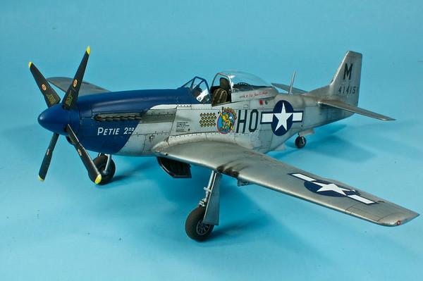 P-51D - Petie 2nd