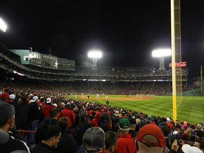 World Series Trip to Boston (Game 6 Clincher!) - October 2013