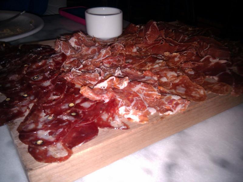 Fat Angel - Meat (Wild Boar Salami, Hot Coppa, Duck Salami, Speck, Salami Casalingo)