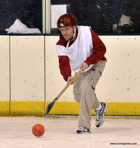 Iron Sharpens Iron broom ball 2012