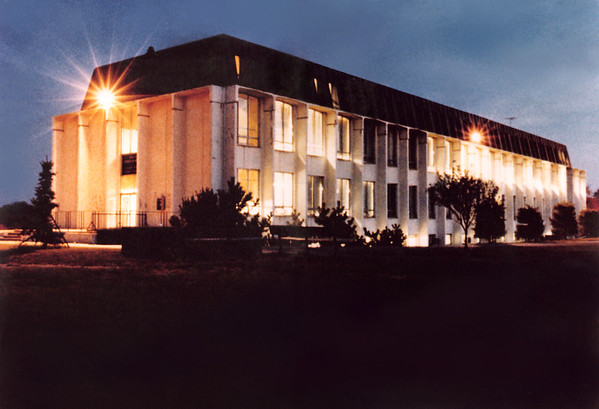 Hagedorn Hall of Enterprise
