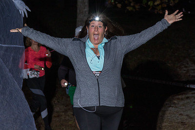 2018 Into the Darkness Night Trail Run