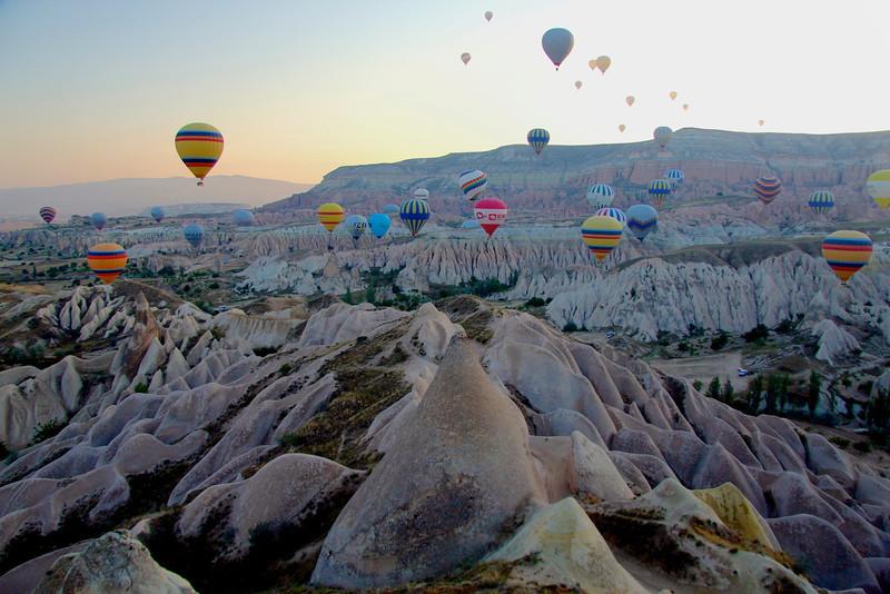 Royal Balloon Hot Air Balloon Ride