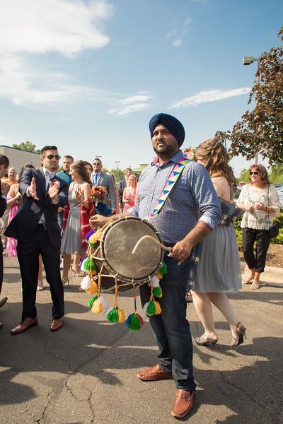 LeCapeWeddings Chicago Photographer - Renu and Ryan - Hilton Oakbrook Hills Indian Wedding - B 51.jpg