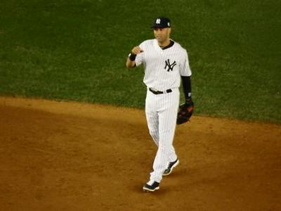 Derek Jeter's Last Yankee Homestand