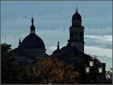 Padova 2018 - Basilica di Santa Giustina