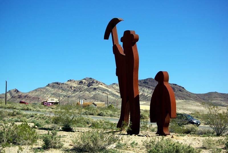 Ryolite, Nevada