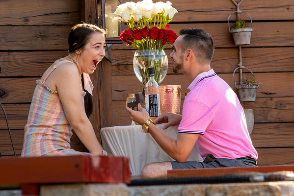 Tanner and Genna Engagemnet