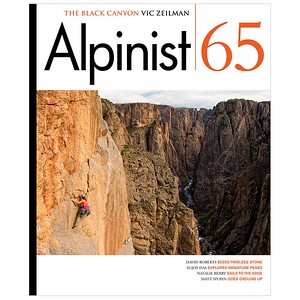 Alpinist 65 - Rocks, Clouds, Ice and Water March 2019
