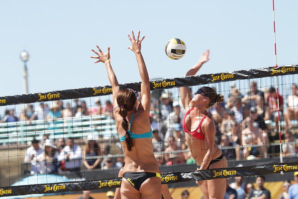 Jose Cuervo Beach Volleyball Manhattan Beach