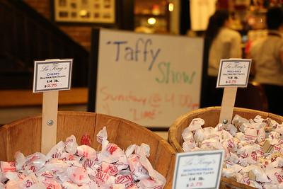Galveston Taffy Maker - May 2014