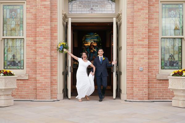 Seyon and Michael Wedding