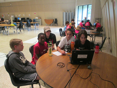 Penfield FLL Camp 8/15
