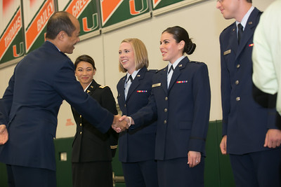 HPSP Captain's Promotion Ceremony