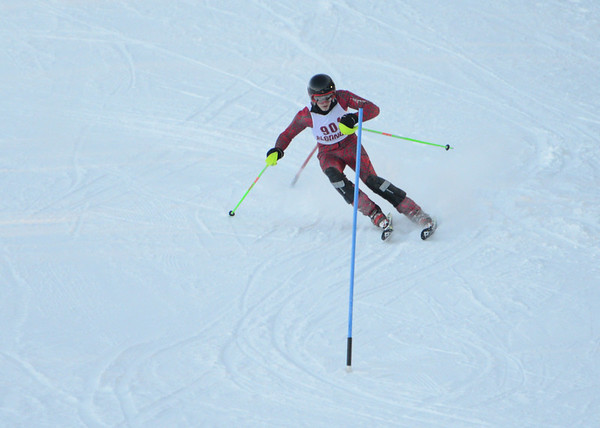 Algonquin ski last race