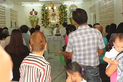 San Vicente Ferrer Fiesta 2014