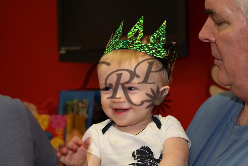 Grayson's First Birthday!