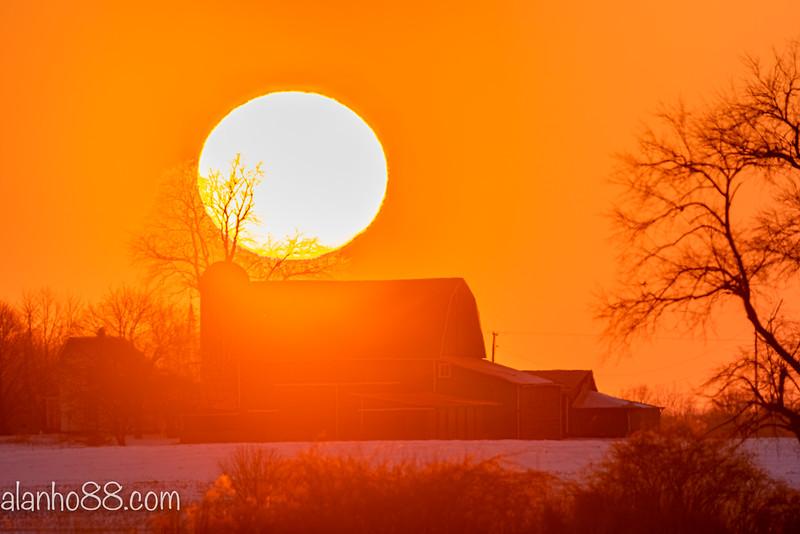 sunset over the Webber's barn 2-16-20 1080-11.jpg