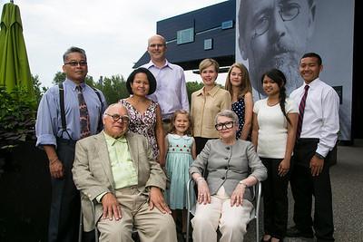 Nasby Family portrait