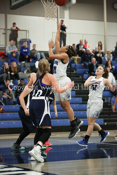 JV GIRLS vs HOPKINS, Jan 26, 2018