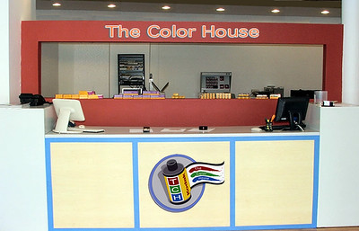 THE COLOR HOUSE INC.