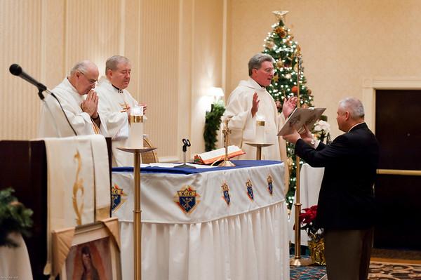 Opening Mass (10mdyr)