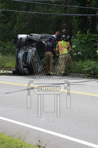 Manchester, Ct. Rollover