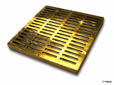 Brass Grates - Product Shots