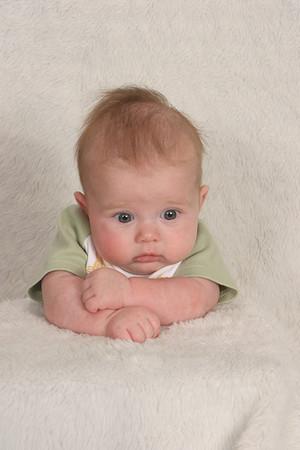 Quinn 3 months old