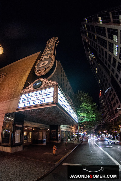 Oregon Symphony Opening Night 2015