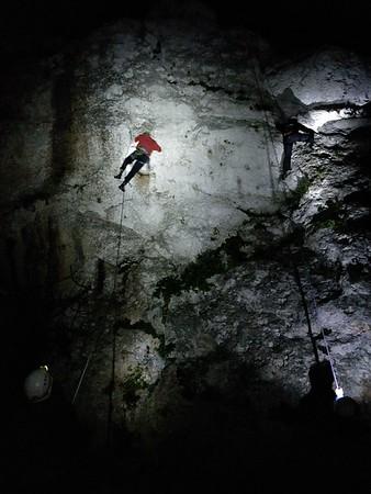 Night Climb