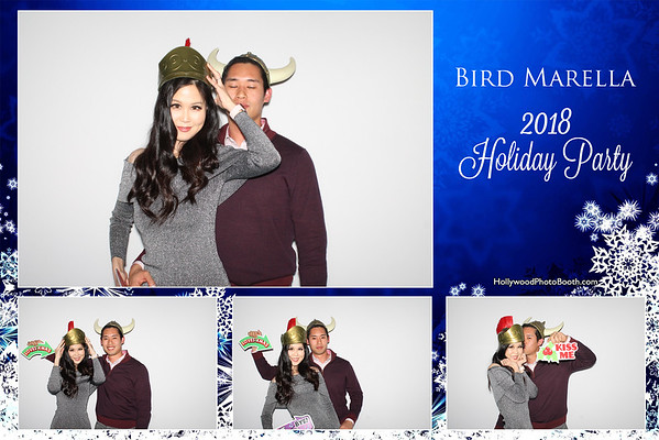 Bird Marella Holiday Party - 12/14/2018