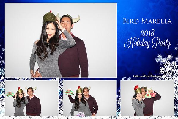 Bird Marella Holiday Party - 12/14/2018
