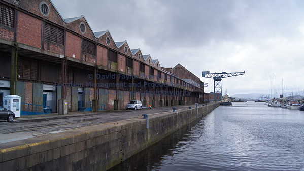 James Watt Dock and Sugar Sheds int Sept 12