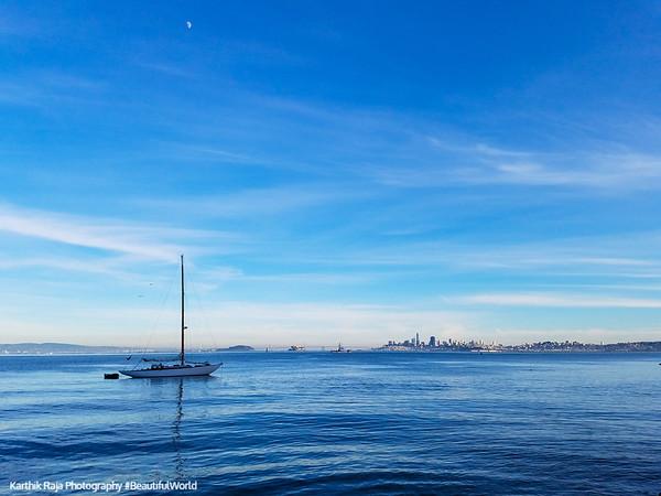Marin Headlands, Sausalito, Golden Gate National Recreational Area