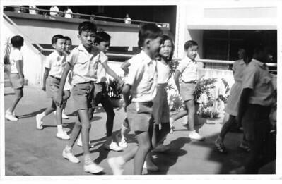 1974 School Activities